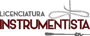 logo licenciatura instrumentista